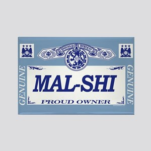 MAL-SHI Rectangle Magnet