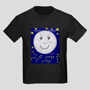 'Don't be mean to the moon!' c T-Shirt
