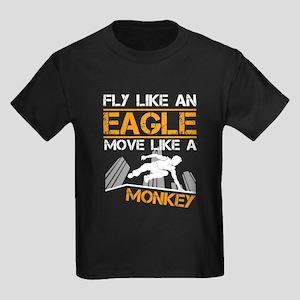 Parkour - Fly Like An Eagle T-Shirt
