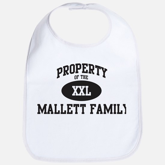 Property of Mallett Family Bib