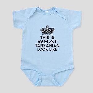 I Am Tanzanian Infant Bodysuit