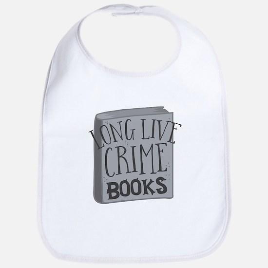 long live CRIME books Bib