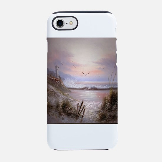 As The Sunsets iPhone 8/7 Tough Case