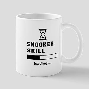 Snooker Skill Loading.... Mug