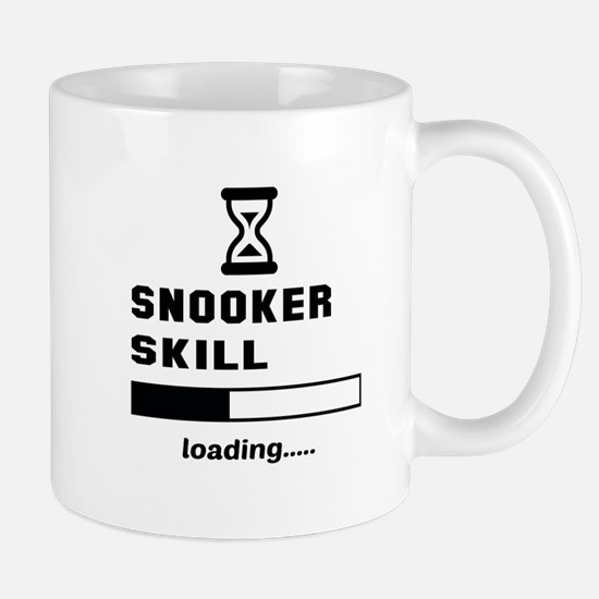Snooker Skill Loading.... Mug
