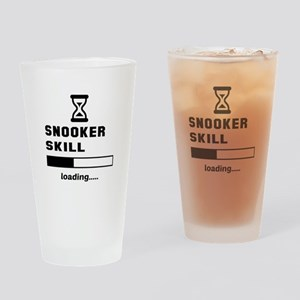 Snooker Skill Loading.... Drinking Glass
