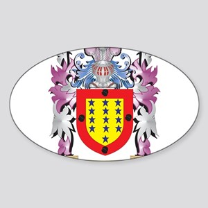 Marien Coat of Arms - Family Crest Sticker