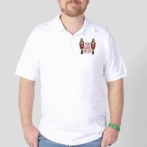 Crack Me Up Golf Shirt