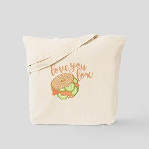 Love You Lox Tote Bag