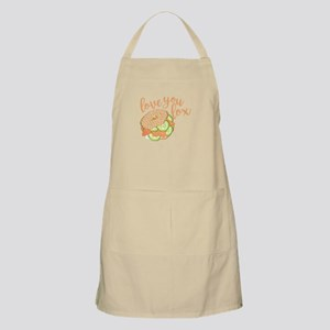 Love You Lox Apron