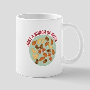 Bunch Of Nuts Mugs
