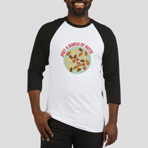 Bunch Of Nuts Baseball Jersey
