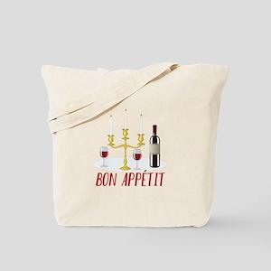 Bon Appetit Tote Bag