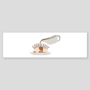 Good Gravy Bumper Sticker
