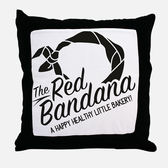 Funny Glutenfree Throw Pillow