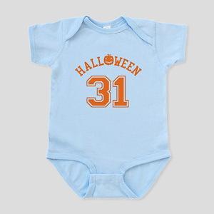 Athletic Halloween 31 Body Suit