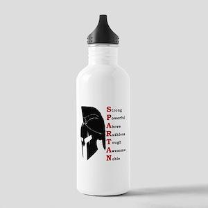 Spartan helmet Water Bottle