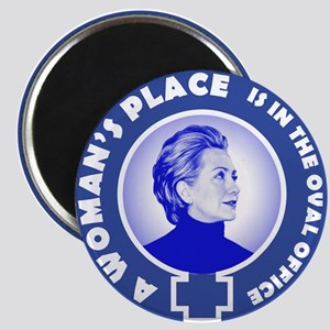 A Woman's Place 2016 Magnets