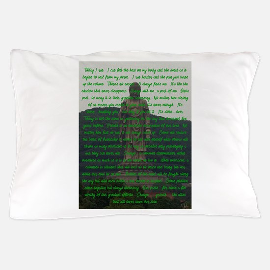 Allies Of Our Lives Pillow Case