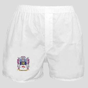 Marquez Coat of Arms - Family Crest Boxer Shorts