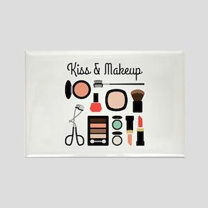 Kiss & Makeup Magnets