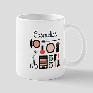 Assorted Cosmetics Mugs