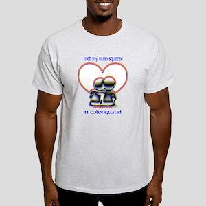 colorguard lovers Light T-Shirt