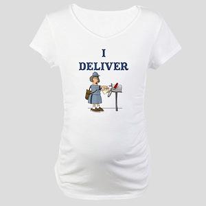 postal worker Maternity T-Shirt