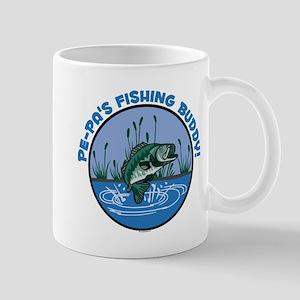 PE-PA'S FISHING BUDDY! Mug