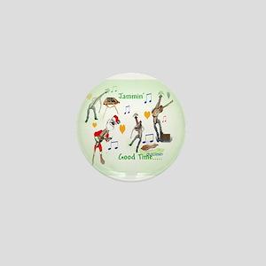 Jammin' Good Time Mini Button (10 pack)