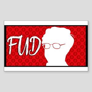 Dorian-Fud Sticker