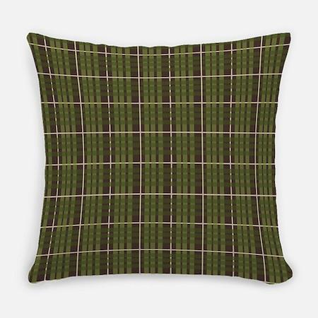 Green Plaid Pattern