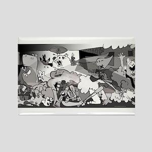 Guernicaracas Magnets