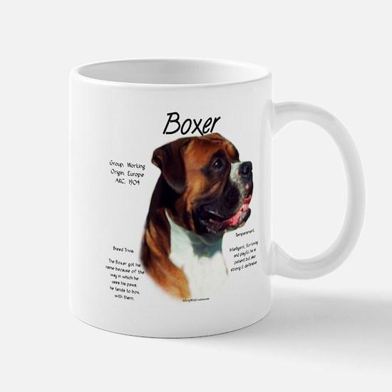 Boxer (natural) Mug