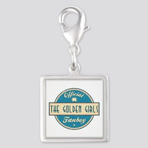 Official The Golden Girls Fanboy Silver Square Cha