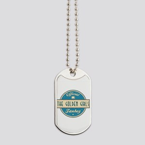 Official The Golden Girls Fanboy Dog Tags