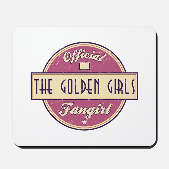 Official The Golden Girls Fangirl Mousepad