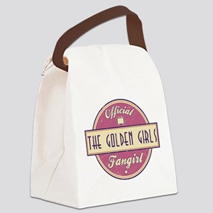 Official The Golden Girls Fangirl Canvas Lunch Bag