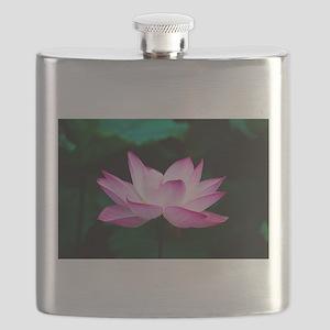 Indian Lotus Flower Flask