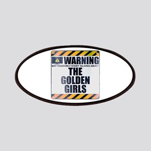 Warning: The Golden Girls Patches