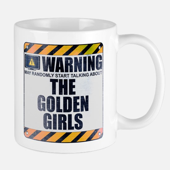 Warning: The Golden Girls Mug