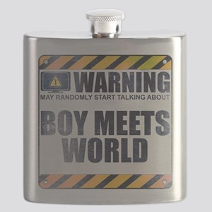 Warning: Boy Meets World Flask