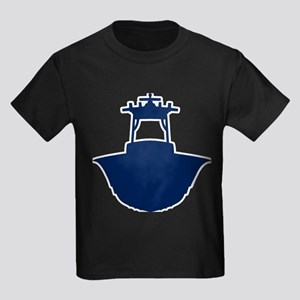 Center Console Fishing Boat T-Shirt