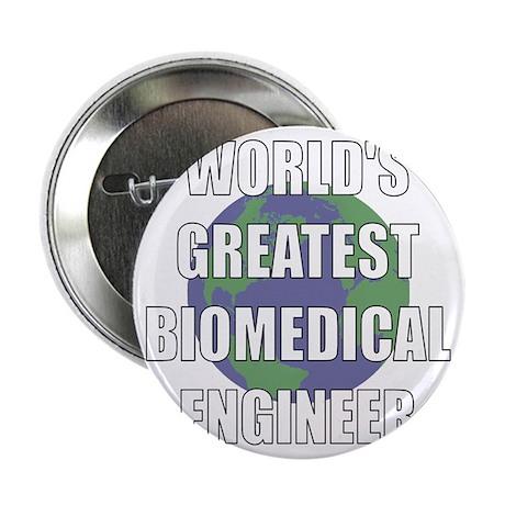 "World's Greatest Biomedical E 2.25"" Button"