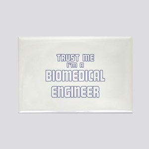 Trust Me I'm a Biomedical Eng Rectangle Magnet