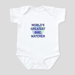 World's Greatest Bird Watcher Infant Bodysuit