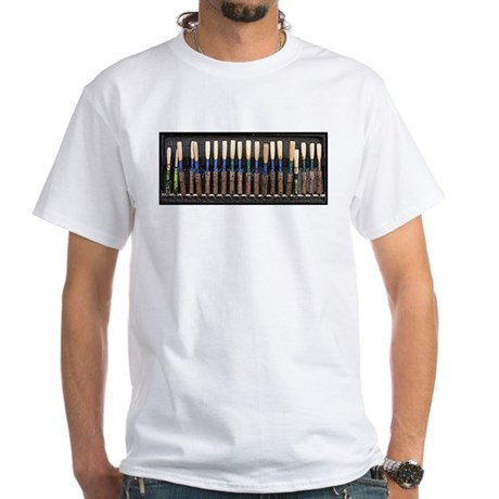 Reed Case White T-Shirt