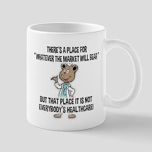 The Market Will Bear Mug
