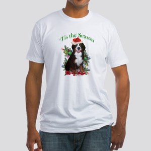 Bernese 'Tis Fitted T-Shirt