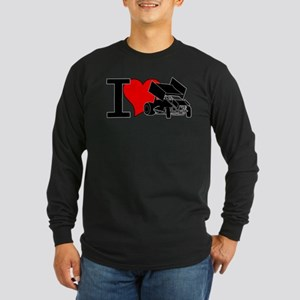 iHEARTsprints Long Sleeve T-Shirt